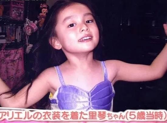 吉川愛のデビュー時代の昔の顔画像2
