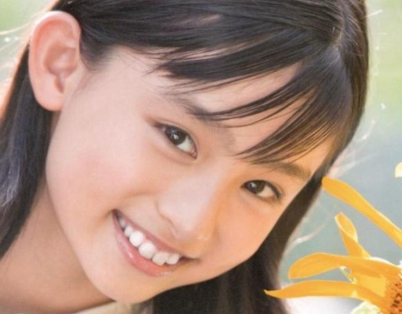 吉川愛の昔、10代の顔画像3