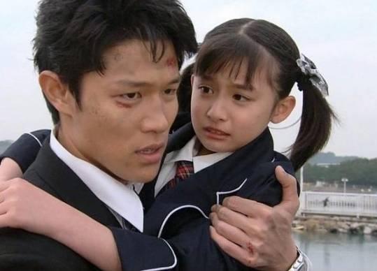 吉川愛の昔、10代の顔画像2