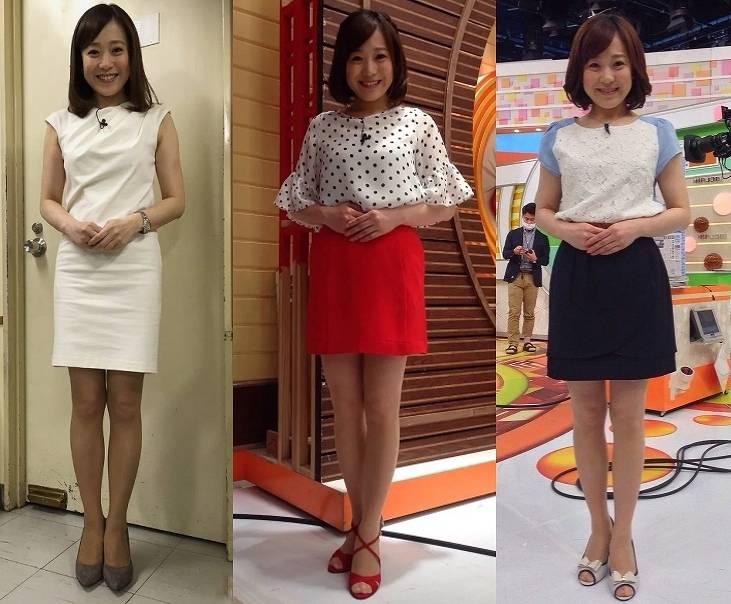 江藤愛の昔の体型画像比較
