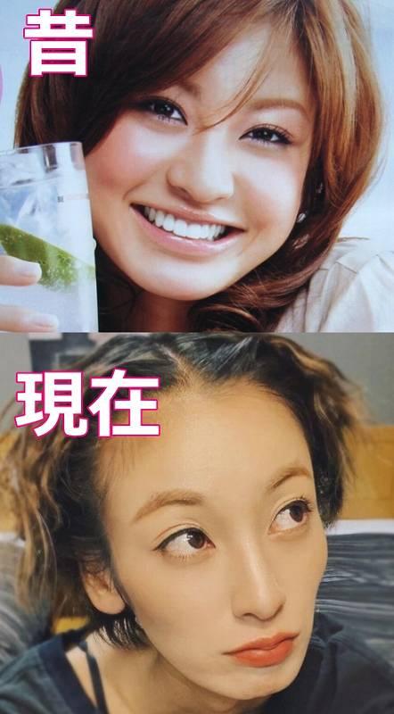 西山茉希の昔と今の画像比較は別人級