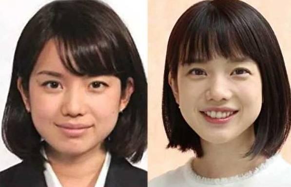 弘中綾香の顔が歪んで曲がってる昔の画像比較