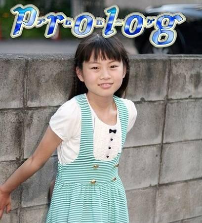 山崎怜奈の顔が変わった画像1・子役時代