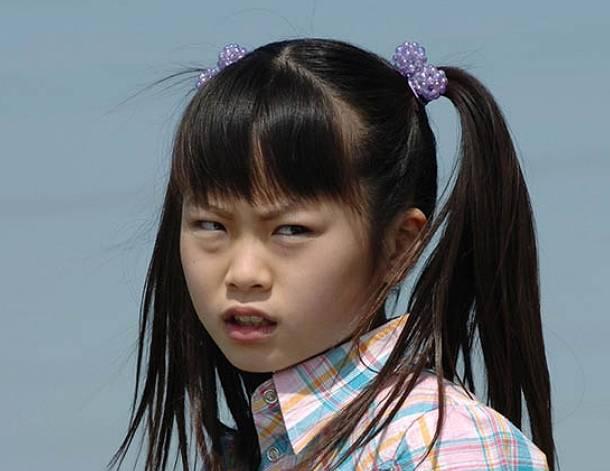 山崎怜奈の顔が変わった画像2・子役時代