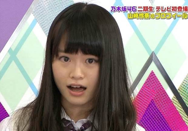 山崎怜奈の顔が変わった画像3・乃木坂時代