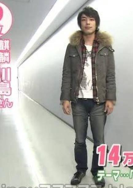 麒麟・川島は顔が長い