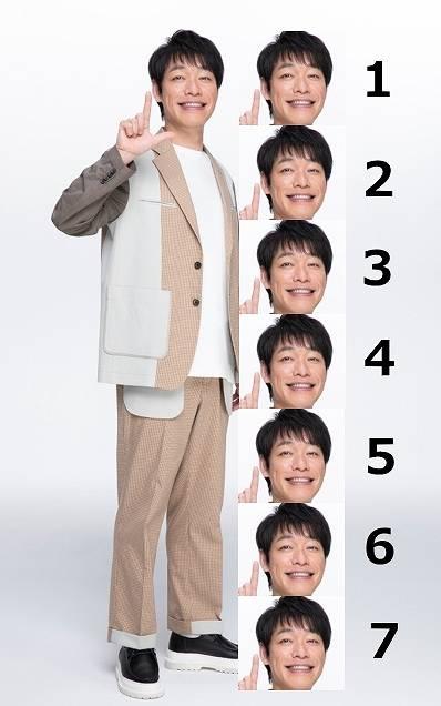 麒麟・川島の顔のサイズを計ってみた