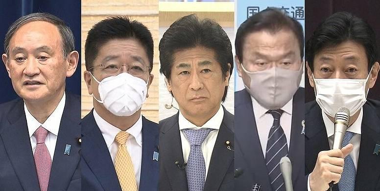 田村憲久厚生労働大臣の髪型が変でダサい