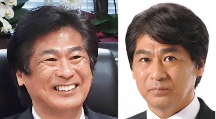 田村憲久の髪型がダサいのはロン毛の分け方!