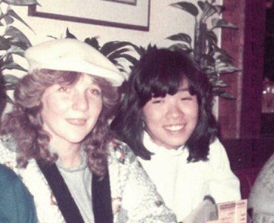 堀内詔子の若い頃のロン毛がかわいい