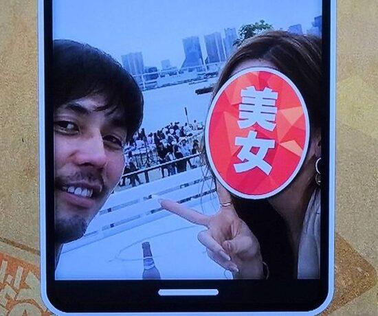 袴田吉彦の再婚した嫁がかわいい